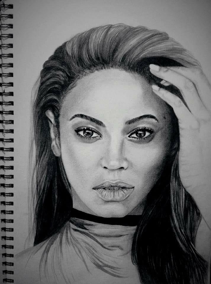 Beyonce by kaitlynowen